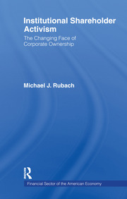 The Changing Face of Corporate Ownership: Do Institutional Owners Affect Firm Performance