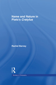 Names and Nature in Plato's Cratylus