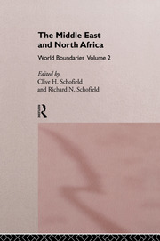 The Middle East and North Africa: World Boundaries Volume 2
