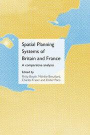 The purpose and process of comparing British and French planning