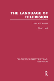 The Language of Television: Uses and Abuses