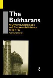 A new capital: Bukhara