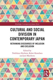Cultural and Social Division in Contemporary Japan