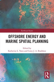Legal aspects of marine spatial planning