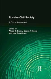 Civil Society in the Soviet Union?