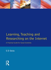 Learning, Teaching and Researching on the Internet