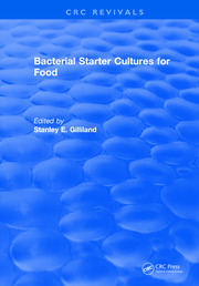 Bacterial Starter Cultures for Food
