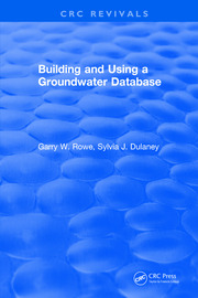 Building and Using a Groundwater Database