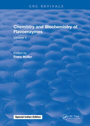 Chemistry and Biochemistry of Flavoenzymes: Volume II
