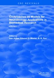 Cockroaches as Models for Neurobiology: Applications in Biomedical Research: Volume I