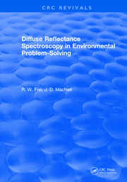 Diffuse Reflectance Spectroscopy Environmental Problem Solving