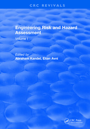 Engineering Risk and Hazard Assessment: Volume I
