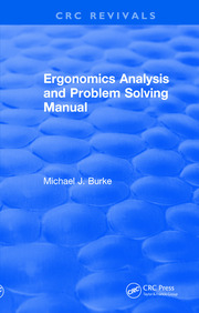 Ergonomics Analysis and Problem Solving Manual