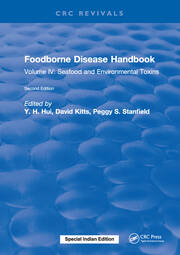 Foodborne Disease Handbook, Second Edition: Volume IV: Seafood and Environmental Toxins