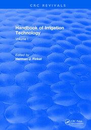Handbook of Irrigation Technology: Volume 1