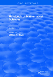Handbook of Mathematical Science
