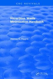 Hazardous Waste Minimization Handbook