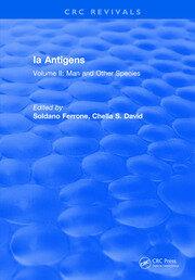 Ia Antigens: Volume II: Man and Other Species