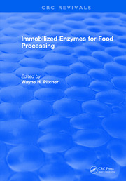 Immobilized Enzymes for Food Processing