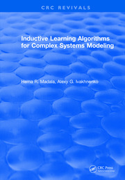Inductive Learning Algorithms for Complex Systems Modeling