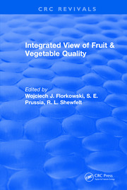 Integrated View of Fruit and Vegetable Quality