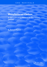 Manufactured Carbon: A Self-Lubricating Material for Mechanical Devices