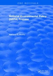 National Environmental Policy (NEPA) Process