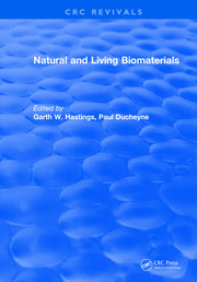 Natural and Living Biomaterials