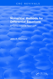 Numerical Methods for Differential Equations: A Computational Approach
