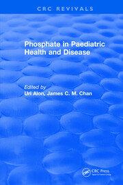 Phosphate in Paediatric Health and Disease
