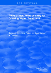 Point-of-Use/Point-of-Entry for Drinking Water Treatment
