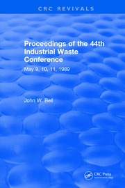Proceedings of the 44th Industrial Waste Conference May 1989, Purdue University