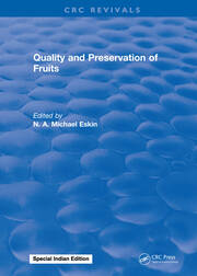 Quality and Preservation of Fruits