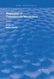 Regulation of Carbohydrate Metabolism(1985): Volume I