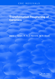 Transformation Toughening Of Ceramics