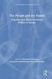 """Regionalist populism in Britain's """"Celtic"""" peripheries"""