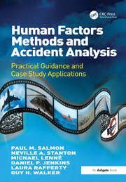 Human Factors Methods and Accident Analysis - 1st Edition book cover