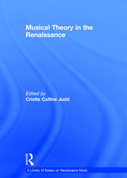 Musical Theory in the Renaissance