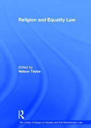 Religion and Equality Law