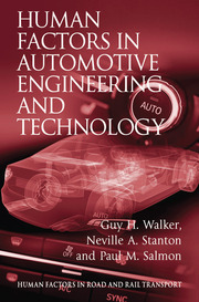 Human Factors in Automotive Engineering and Technology - 1st Edition book cover