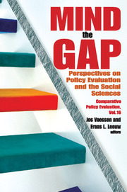 Mind the Gap: Perspectives on Policy Evaluation and the Social Sciences