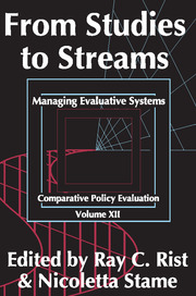 From Studies to Streams: Managing Evaluative Systems
