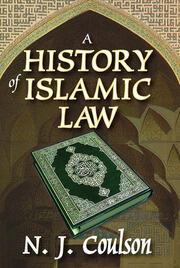 Islamic Society and Sharī'a Law