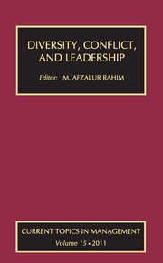 Diversity, Conflict, and Leadership