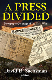 A Press Divided - 1st Edition book cover