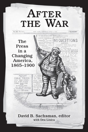 Featured Title - After the War - 1st Edition book cover