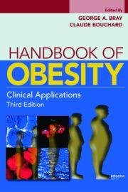 Handbook of Obesity Clin Applic 3E - 1st Edition book cover