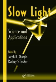 Slow Light: Science and Applications
