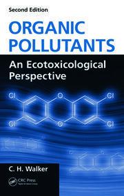 Organic Pollutants Ecotoxicological Perspect 2e - 1st Edition book cover