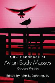 CRC Handbook of Avian Body Masses, Second Edition